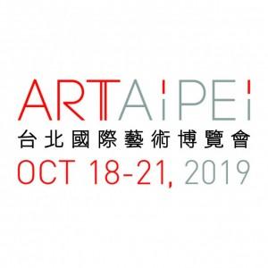 2019 ART TAIPEI Logo for M+T site